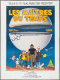 """Movie Posters:Animation, Time Masters (CCFC, 1982). French Grande (47"""" X 63.25""""). Animation.. ..."""