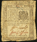 Colonial Notes:Pennsylvania, Pennsylvania April 25, 1776 2s 6d Very Good-Fine.. ...