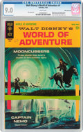 Silver Age (1956-1969):Adventure, World of Adventure #1 White Mountain Pedigree (Gold Key, 1963) CGC VF/NM 9.0 White pages....