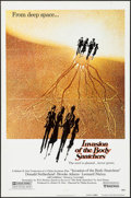 """Movie Posters:Science Fiction, Invasion of the Body Snatchers (United Artists, 1978). One Sheet (27"""" X 41"""") Advance. Science Fiction.. ..."""