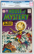 Silver Age (1956-1969):Horror, House of Mystery #97 White Mountain Pedigree (DC, 1960) CGC VF+ 8.5Off-white to white pages....