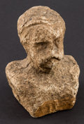 Miscellaneous:Other, Bust of Teddy Roosevelt Macerated Currency. . ...