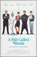 "Movie Posters:Comedy, A Fish Called Wanda (MGM, 1988). One Sheet (27"" X 41""). Comedy.. ..."