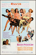 """Movie Posters:Elvis Presley, Live a Little, Love a Little (MGM, 1968). One Sheet (27"""" X 41"""").Elvis Presley.. ..."""