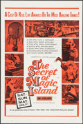 """Movie Posters:Fantasy, The Secret of Magic Island & Others Lot (Embassy, 1964). OneSheets (6) (27"""" X 41""""). Fantasy.. ... (Total: 6 Items)"""