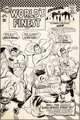 Curt Swan and George Klein World's Finest #168 Cover Original Art (DC, 1967)