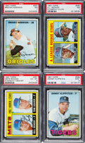 Baseball Cards:Sets, 1967 Topps Baseball Complete Set (609). ...