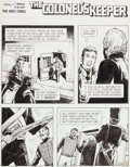 Original Comic Art:Complete Story, Adolfo Buylla Ripley's Believe It Or Not! #39 Complete8-Page Story Original Art (Gold Key, 1973).... (Total: 8 OriginalArt)