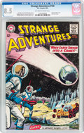 Silver Age (1956-1969):Science Fiction, Strange Adventures #150 (DC, 1963) CGC VF+ 8.5 Off-white to white pages....