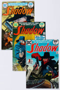 Bronze Age (1970-1979):Miscellaneous, The Shadow #1-12 Complete Run Group of 19 (DC, 1973-75) Condition:Average FN/VF.... (Total: 19 Comic Books)