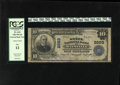 "National Bank Notes:Kentucky, Maysville, KY - $10 1902 Plain Back Fr. 634 The State NB Ch. #2663. This note is a so-called ""Fourth Charter"" note with..."