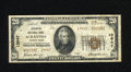 National Bank Notes:Pennsylvania, Scranton, PA - $20 1929 Ty. 2 Scranton NB Ch. # 13947. There isonly one $5, one $10, and one $20 in the census, and now...