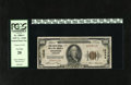 National Bank Notes:Tennessee, Memphis, TN - $100 1929 Ty. 1 Union Planters NB & TC Ch. #13349. This is a good bank for a Type One $100 type note. Sev...