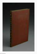 Books:First Editions, Benjamin Franklin 1744 Imprint: M. T. Cicero's Cato Major,or His Discourse of Old-Age: With Explanatory Notes trans...
