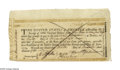 "Autographs:Statesmen, Declaration Signer Francis Hopkinson Document Signed ""Fras.Hopkinson."" One page, 10"" x 5"", np, December 10, 1780. A Rev..."