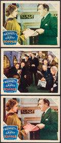 """Movie Posters:Comedy, Topper (MGM, 1937). Lobby Cards (3) (11"""" X 14""""). Comedy.. ... (Total: 3 Items)"""