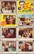 "Movie Posters:Drama, The Great Dan Patch & Others Lot (United Artists, 1949). Lobby Cards (26) & Title Lobby Cards (2) (11"" X 14""). Drama.. ... (Total: 28 Items)"