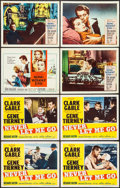 "Movie Posters:Adventure, Never Let Me Go & Others Lot (MGM, 1953). Lobby Cards (23),Title Lobby Card, & Lobby Card Set of 8 (11"" X 14"").Adventure.... (Total: 32 Items)"
