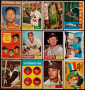 Baseball Cards:Lots, 1960-64 Topps Baseball Collection (212) With Stars & HoFers....