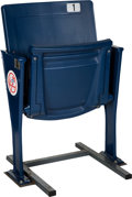 Baseball Collectibles:Others, 1970's New York Yankees Stadium Seat. ...
