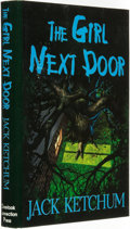 Books:Horror & Supernatural, Jack Ketchum (pseudonym of Dallas William Mayr). SIGNED. The Girl Next Door. [Woodstock, GA]: Overlook Connection Pr...