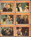 """Movie Posters:Comedy, The Adventures of Huckleberry Finn (MGM, 1939). Lobby Cards (6) (11"""" X 14""""). Comedy.. ... (Total: 6 Item)"""