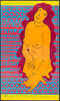 "Movie Posters:Rock and Roll, Howling Wolf at the Fillmore (Bill Graham, 1967). Concert Poster(14"" X 24""). Rock and Roll.. ..."