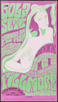 """Movie Posters:Rock and Roll, Country Joe and the Fish at the Fillmore (Bill Graham, 1966).Concert Poster (Approx. 14"""" X 24.5"""") 2nd Printing. Rock and Ro..."""