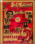 "Movie Posters:Rock and Roll, Soul Turkey Show (Showstoppers, 1970s). Concert Poster (Approx. 29""X 32""). Rock and Roll.. ..."