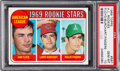 Baseball Cards:Singles (1960-1969), 1969 Topps Rollie Fingers - A.L. Rookie Stars #597 PSA Gem Mint10....