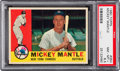Baseball Cards:Singles (1960-1969), 1960 Topps Mickey Mantle #350 PSA NM-MT+ 8.5....