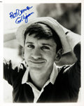 Autographs:Celebrities, [Gilligan's Island] Bob Denver Autographed Photo. ...