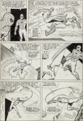 Original Comic Art:Panel Pages, Don Heck and Chic Stone Avengers #11 Story Page 18Spider-Man Original Art (Marvel, 1964)....