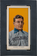Baseball Collectibles:Others, 2000's T206 Honus Wagner Original Painting by Vlasak....