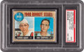 Baseball Cards:Unopened Packs/Display Boxes, 1968 Topps Baseball 3rd Series Cello Pack PSA Mint 9 With JohnnyBench Rookie Showing! ...