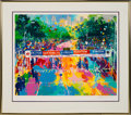 Miscellaneous Collectibles:General, 1983 LeRoy Neiman Signed New York Marathon Serigraph....