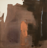 Helen Frankenthaler (1928-2011) Tantric, 1977 Acrylic on canvas 69-1/4 x 67-1/2 inches (175.9 x 1