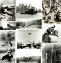 Books:Prints & Leaves, [Photography]. Group of Approximately 125 Miscellaneous Photographsfrom the American Heritage Photo Archives....
