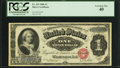Large Size:Silver Certificates, Fr. 215 $1 1886 Silver Certificate PCGS Extremely Fine 40.. ...