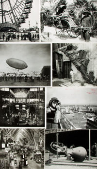 [World's Fairs and Expositions]. Archive of Approximately 150 Photographs Relating to World's Fairs and Expositions