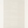 Post-War & Contemporary:Minimalismk, Mary Corse (b. 1945). Untitled (white inner band), 2001.Glass microspheres in acrylic on canvas. 42 x 42 inches (106.7 ...
