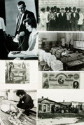 Books:Prints & Leaves, [Photography]. Group of Approximately 160 Miscellaneous Photographsfrom the American Heritage Photo Archives....