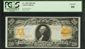 Large Size:Gold Certificates, Fr. 1186 $20 1906 Gold Certificate PCGS Gem New 66.. ...