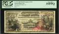 National Bank Notes:Alabama, Selma, AL - $50 1882 Brown Back Fr. 512 The City NB Ch. # 1736. ...