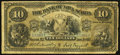 Canadian Currency: , Halifax, NS- The Bank of Nova Scotia $10 Jan. 2, 1917 Ch. # 550-18-14. ...