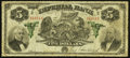Canadian Currency: , Toronto, ON- Imperial Bank of Canada $5 Jan. 3, 1916 Ch. #375-16-04. ...