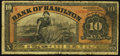 Canadian Currency: , Hamilton, ON- The Bank of Hamilton $10 June 1, 1909 Ch. #345-20-08. ...