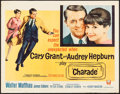 "Movie Posters:Mystery, Charade (Universal, 1963). Half Sheet (22"" X 28""). Mystery.. ..."