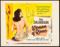 """Movie Posters:Foreign, Woman of Rome (Distributors Corporation of America Inc., 1955). Half Sheet (22"""" X 28""""). Foreign.. ..."""