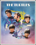 """Movie Posters:Rock and Roll, The Turtles (White Whale, 1967). Record Poster (23"""" X 29""""). Rockand Roll.. ..."""